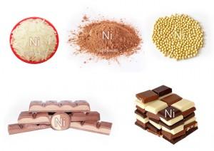 продукты,  содержащие микроэлемент никель