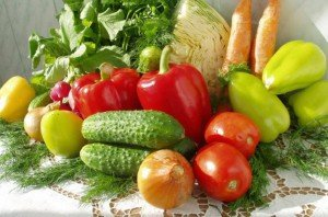Какое  питание нужно  человеку?