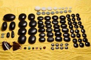 Тайна черных камней- лечение с помощью  стоунотерапии