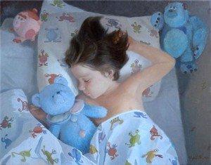 Лечение с помощью способа «дыхания под одеялом»