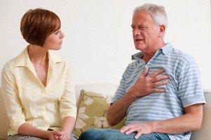 Срочная помощь и лечение при стенокардии