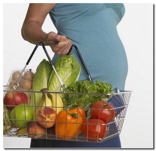 Что категорически нельзя беременным из еды 36