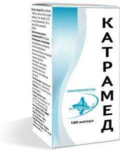 Онкопротектор Катрамед- сила природы против raka