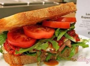бутерброд здоровья