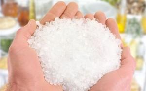 Лечение с помощью солевых повязок