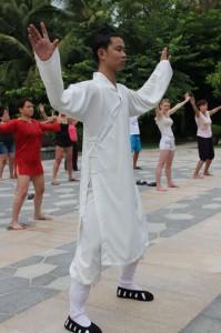 китайские упражнения здоровья