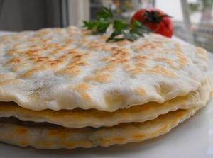 хлеб - лаваш