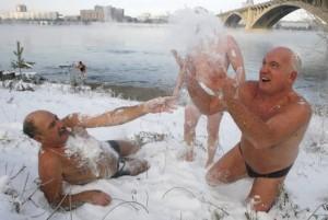 привычка к холоду