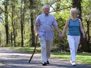 больше ходить пешком