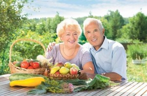 овощи - основная еда